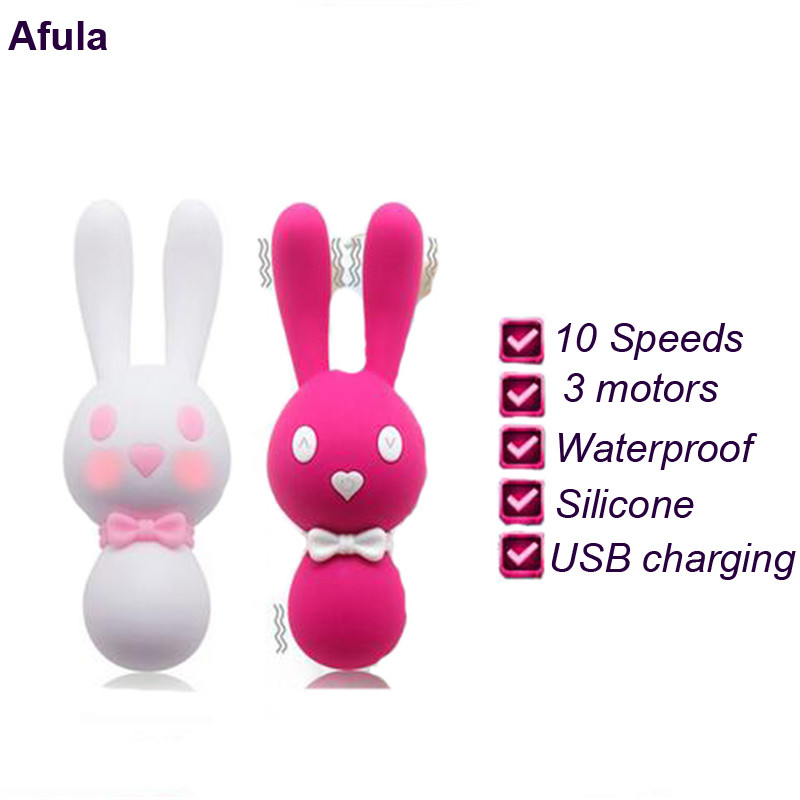 10 Speed Vibrators for women Clitoris stimulator Vaginal balls Rabbit Vibrator sex toys for woman Bolas chinas sexuales Vibrador