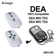 DEA MIO TD2/MIO TD4 Substituição Controle Remoto Duplicator 433 mhz Da Porta Da Garagem Porta frete grátis