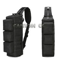 Mochila de asalto táctica militar 2018 Molle del ejército bolso de hombro impermeable pequeña mochila para senderismo al aire libre Camping