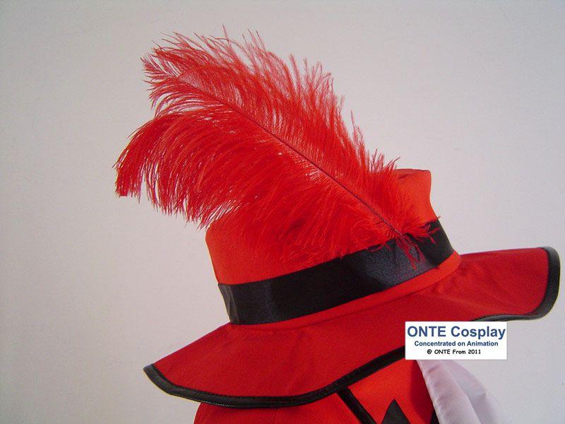 Anime Black Butler Jurken Cosplay Kostuums Madam Red Fancy Party - Carnavalskostuums - Foto 5