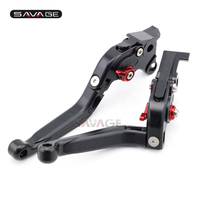 Brake Clutch Levers For SUZUKI GSF 650 1250 BANDIT B KING GSX650F GSX 1400 Motorcycle Accessories Adjustable Folding Extendable
