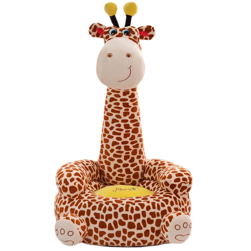 Cartoon Baby Sofa Cute Giraffe Keep Sitting Posture Kids Seats Furniture 3 Colors Comfortable Infant Chair Infant Chair Baby Sofababy Sofa Chair Aliexpress