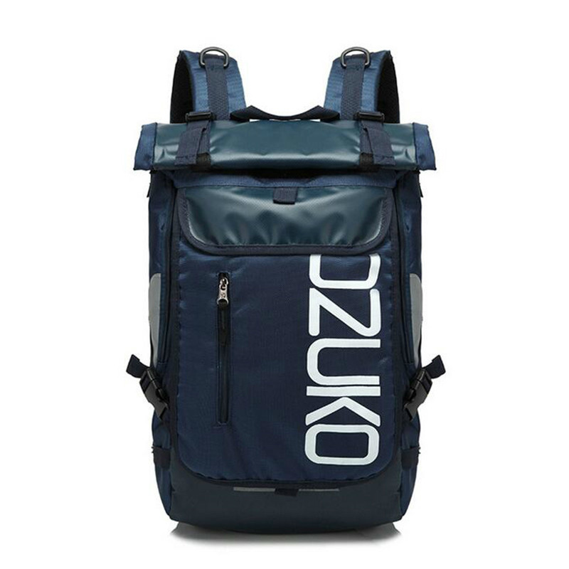 DAYGOS Brand Men Travel Backpack Casual School Bag For Teenagers 14-15 Inch Laptop Masculina Shoulder Bags Big Capacity Mochila brand coolbell for macbook pro 15 6 inch laptop business causal backpack travel bag school backpack