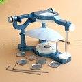 2016 1 Unidades de Equipos de Laboratorio Dental Tamaño Grande Aleación De Plata Articuladores Ajustables Anatómica Articulador Dentadura Magnética