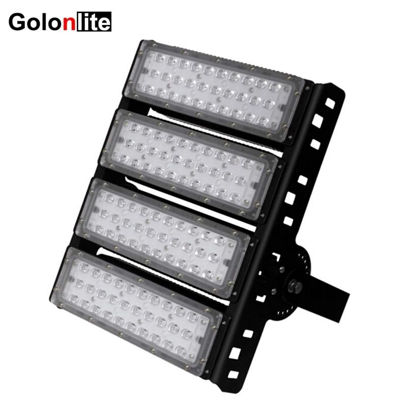 Us 598 56 Golonlite 200w Led Flood Lighting Outside Wall Mount Lights 200 Watts 150w 400w Foco 6500k 5000k 4000k High Quality Best Price In
