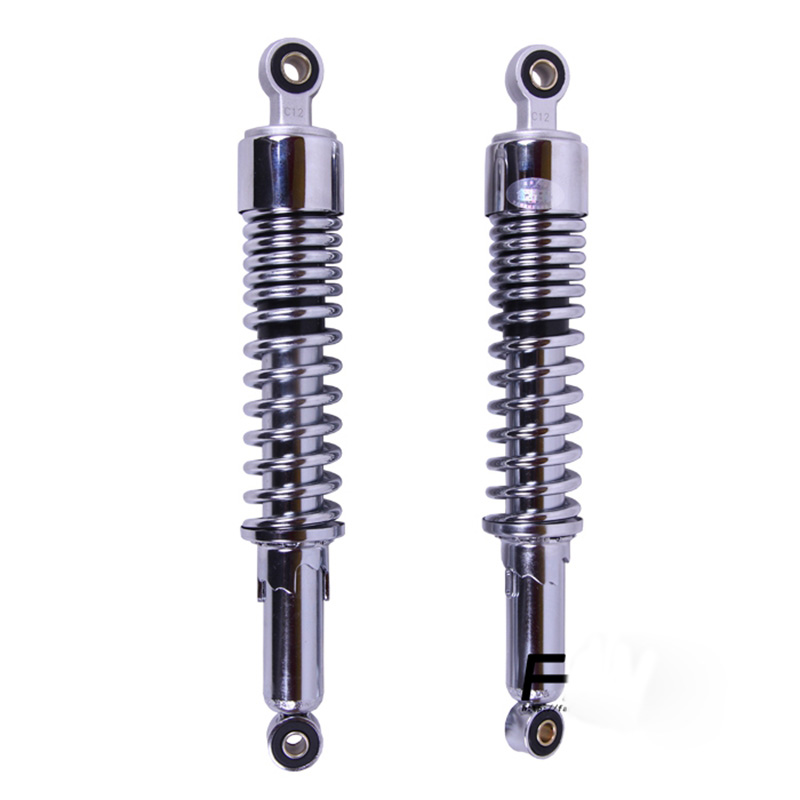 Universal modified 350mm Motorcycle Rear Shock Absorbers Fit Scooter Dirt bikes ATV&Quad For Honda Yamaha Suzuki Kawasaki игрушка simba лошадка filly witchy 87191 16 66 5951666