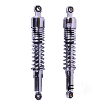 Universal modified 350mm Motorcycle Rear Shock Absorbers  Fit Scooter Dirt bikes ATV&Quad For Honda Yamaha Suzuki Kawasaki universal 310mm motorcycle scooter electric bick rear shock absorber air damping for honda yamaha harley ducati kawasaki tnt bmw