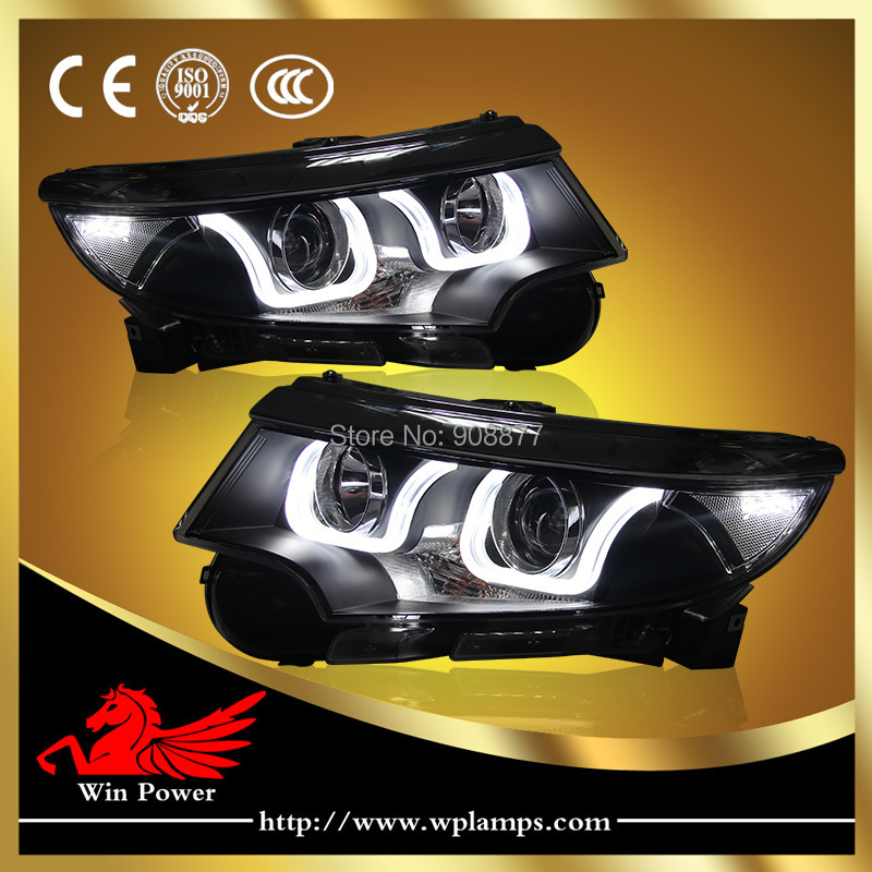Winpower Led Headlight For    Ford Suv Edge Led Xenon Headlight With