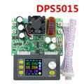 RD цветной ЖК-ДИСПЛЕЙ цифровой вольтметр 15А DPS5015 Постоянное Напряжение и ток Шаг вниз Программируемый Источник Питания понижающий преобразователь