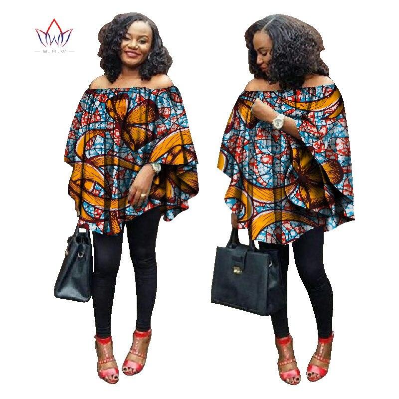 Style Automne Riche Impression Wy1355 9 12 Femmes 5 Vêtements 1 4 15 6 Africaine 14 Lâche 8 2018 7 Supérieure Bazin Tops Africaines Extérieur Vêtement Cire 18 11 19 20 Femme 17 16 3 2 13 wqrrx8IXa