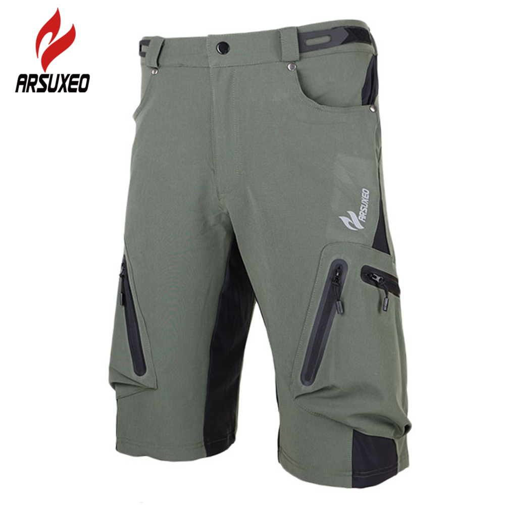 ARSUXEO font b Men b font Bike Cycling Shorts font b Underwear b font Outdoor Sports