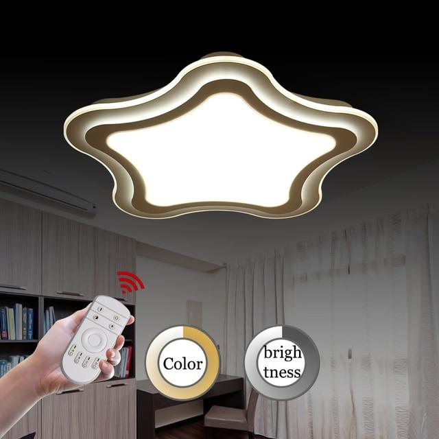 Stella di mare plafoniere per la casa illuminazione luminaria led ...