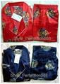 Free Shipping Chinese Men's Silk Rayon 2pc Nightwear Robe sleepwear Pyjamas Sets Bath Gown S M L XL XXL XXXL  ZS002