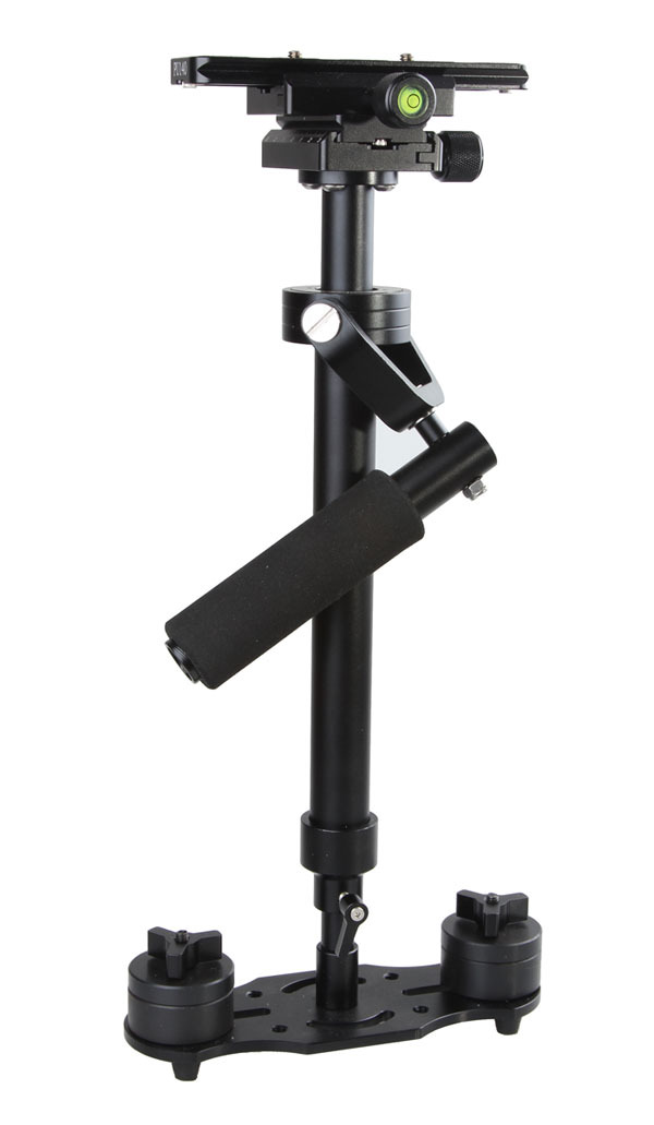 S 40 mini handheld stabilizer steadycam holder for DV tripod glidecam for canon Nikon Sony NEX camera dv Portable Steadicam sony mini dv cassettes dvc premium series 3 pack