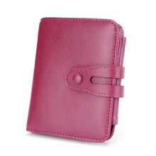 KEVIN YUN fashion women wallets genuine leather purse hasp large capacity card holder wallet