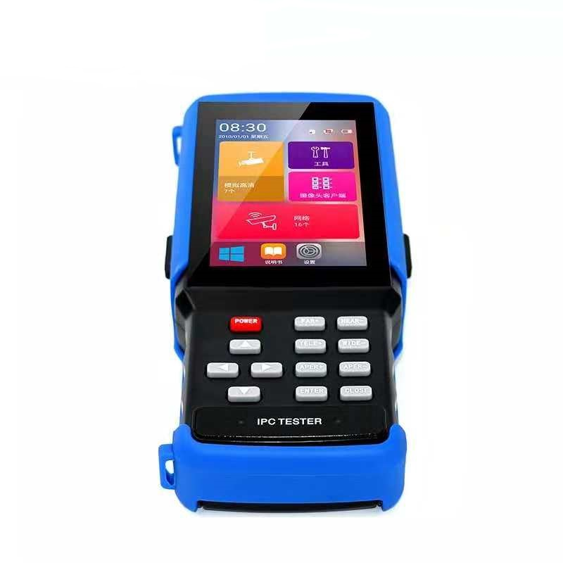 IPC 9310 POE wifi 4.3'' 5 in one Touchscreen CCTV Tester for IPC/Analog Camera,IPC 1080P, AHD,CVI,TVI,BNC Network Cable Tester