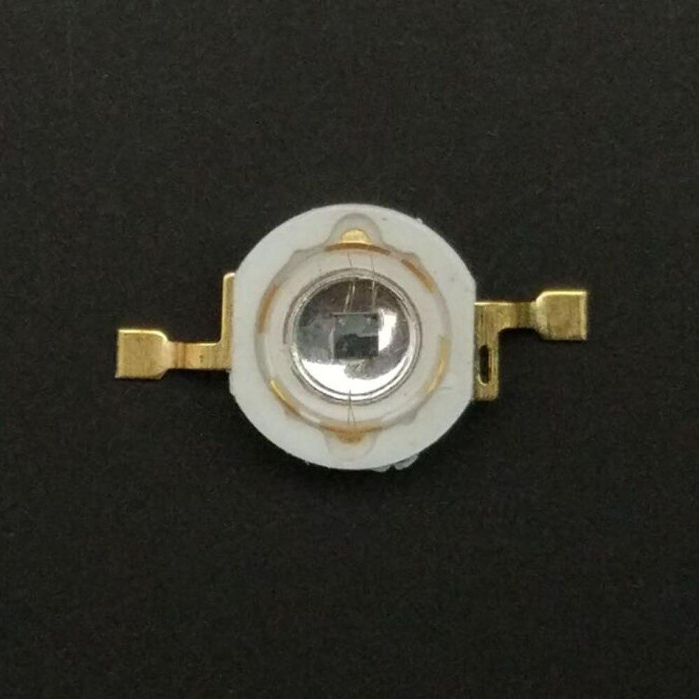 940nm инфракрасный светодиодный ИК светодиод 1 Вт 940nm ИК-Массив инфракрасная лампа для камеры безопасности insivible 40mil чип высокой мощности