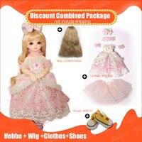 OUENEIFS 1/6 Hebbe BJD SD смолы куклы добавить парик красивая одежда и обувь со скидкой в сочетании посылка магазин модной