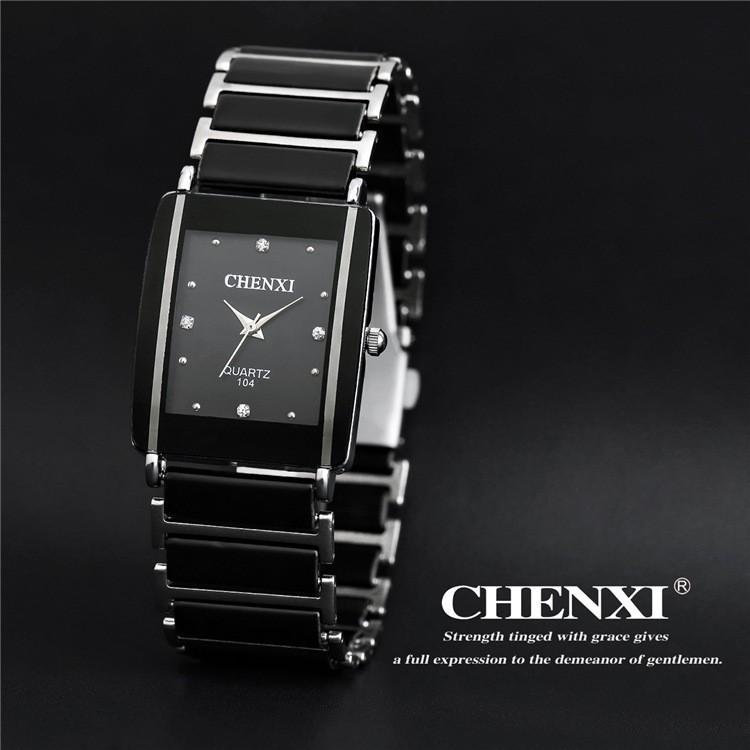 Quartz Watch, Women & Men Lover Ceramic Watches ,Quartz-watch Fashion Waterproof Dress Wrist watches 10