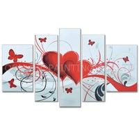 Профессиональный Книги по искусству ist ручной работы виды Цвета Современный абстрактный стены Книги по искусству картина маслом на холсте