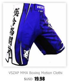 Shorts Kickboxing Treinamento De Boxe MMA Muay