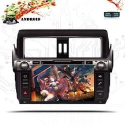 """9 """"автомобильное радио для Toyota Prado 120 150 2014-2018 Восьмиядерный Android 9,0 автомобильный dvd gps с 4G ram 64G iNand Стерео Авторадио Видео"""