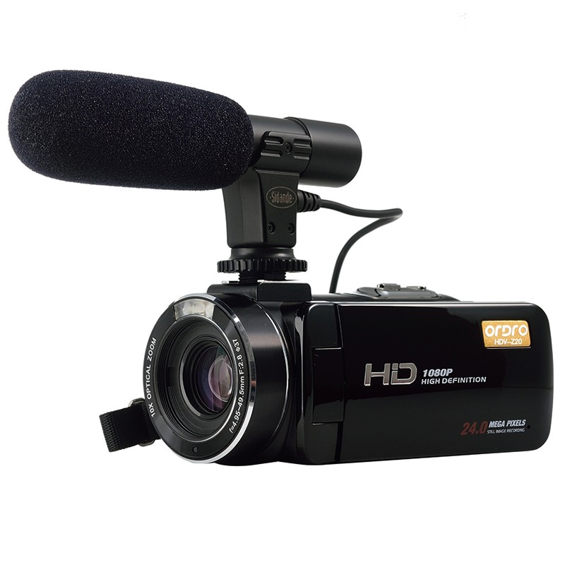 Full HD 1080P 30FPS Wifi Camcorder Portable Digital Video Camera - Kamera dan foto - Foto 2