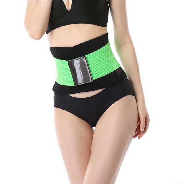 Compression Waist Belt for Fitness and Workout
