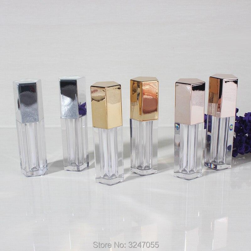 4.5ML 20pcs/lot 50pcs/lot High Quality Empty Elegant Lip Gloss Bottle, Plastic High Class Lipstick Packing Bottle, Cosmetic Tube eyki h5018 high quality leak proof bottle w filter strap gray 400ml