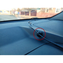 High Quality Car Cable Clips Self-adhesive Round Wire Tie Cable Mount Clamp Clip Tie Auto Computer Data Line Auto Fastener Clip цена и фото