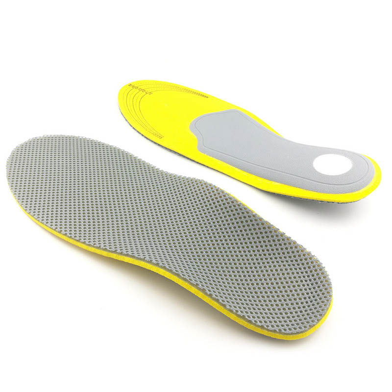 NANCY TINO 3D Orthotics Flat Foot Insole Unisex Orthopedic Insoles For Shoes insert Arch Support Pad Plantar Fasciitis Insoles in Insoles from Sports Entertainment