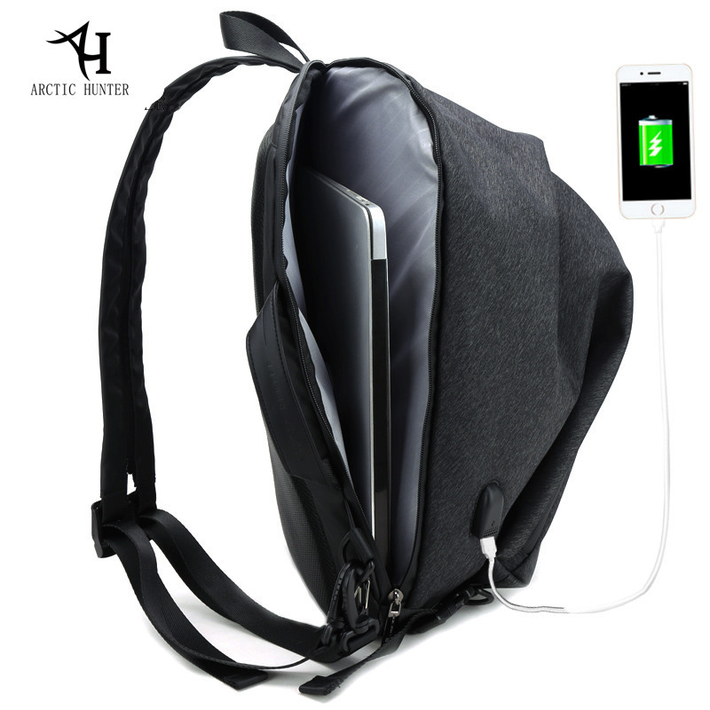 ARCTIC HUNTER High Quality Laptop Backpack Women Waterproof School Backpacks For Girls Casual fashion Back Pack travel backpack fashion women backpack for school teenagers girls boys school bag ladies backpack men back pack for 15 6 laptop high quality