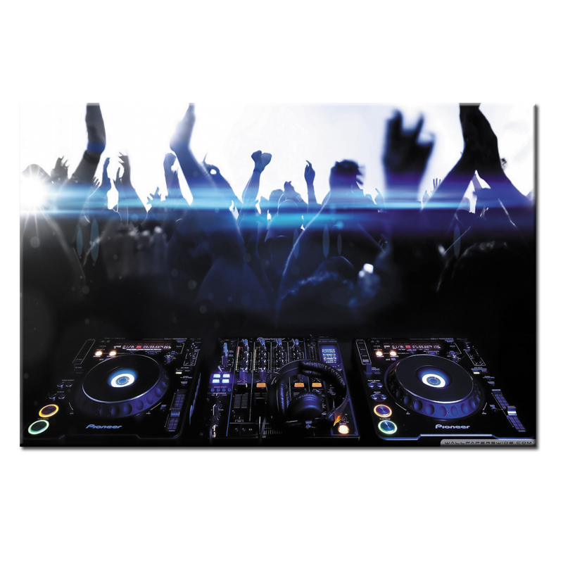 Wholesale Modern Printed Music Poster Series Painting Picture Art Painting for Living Room No Frame or Frame Abstract 118 in Painting Calligraphy from Home Garden