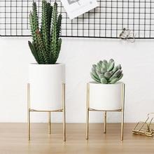Nordic Style Ceramic Minimalist Flowerpot