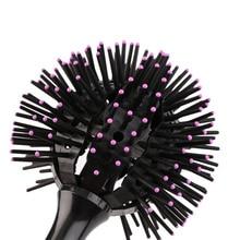 3D Round Magic Detangling Hair Brush Comb