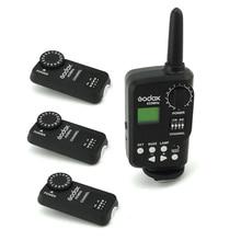 Transmisor de activación de Flash inalámbrico de 16 canales FT 16s, receptor FTR 16s para Canon, Nikon, Godox, Ving, V850, V850II, V860, V860II