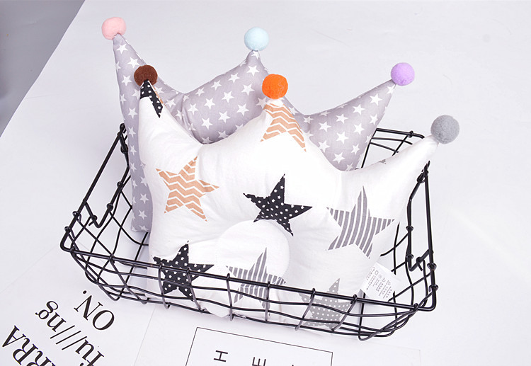 Baby Pillow Newborn Anti Roll Mother & Kids Baby Bedding Anti Flat Head Baby Pillow Decoration Room Kid Nursing Shaping Pillow (3)