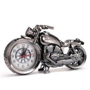Motorcycle Alarm Clock Shape C