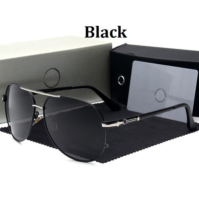 2018 Mode Hommes lunettes de Soleil Polarisées Marque Mercedes lunettes Lunettes lentes de sol mujer Conduite Lunettes Oculos a logo SD742