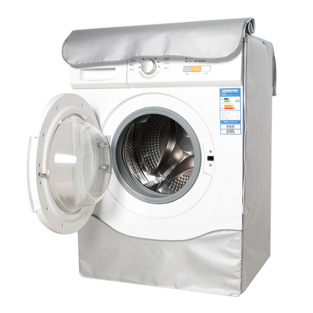 2019 Hot Washing Machine Covers Waterproof Covers for Washing Machine Home Sunscreen Washing Machine Dustproof Covers