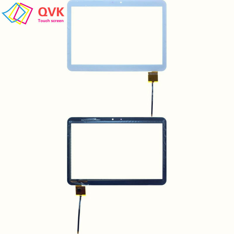 Only White 10.1 Inch for Explay Scream 3G tablet pc capacitive touch screen glass digitizer panel Free shipping for navon platinum 10 3g tablet capacitive touch screen 10 1 inch pc touch panel digitizer glass mid sensor free shipping