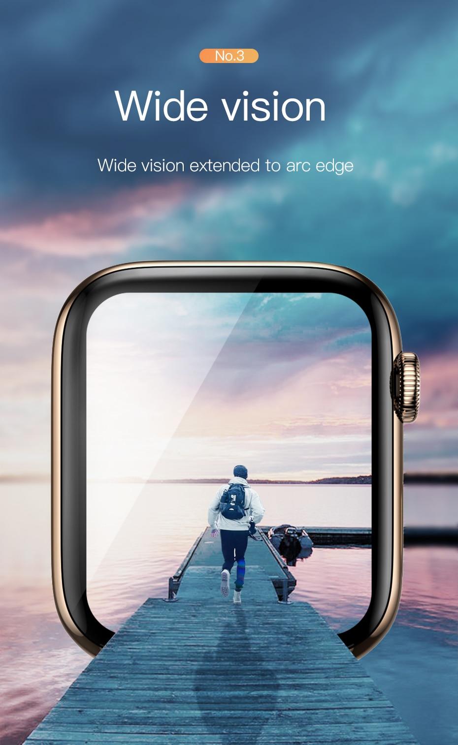 Baseus Screen-Protector Glass Apple-Watch-4