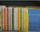 15sheets 7140pcs 6mm dot sticker label small Circle paper label sticker Colorful Round Adhesive dot label sticker
