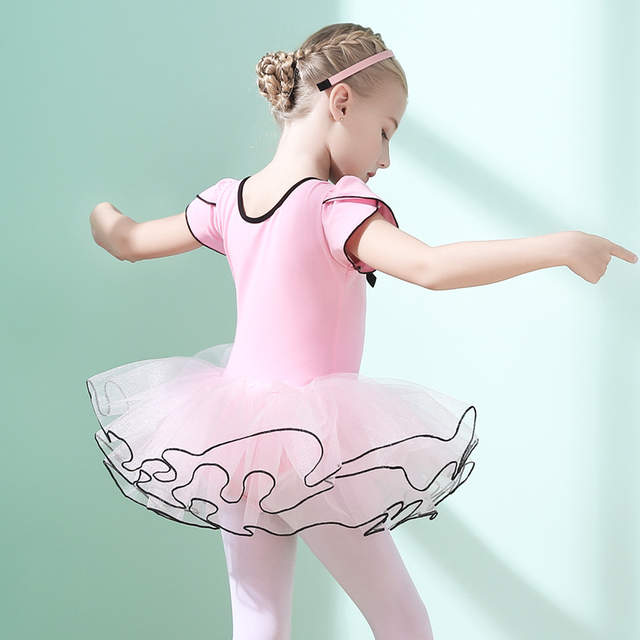 101fa6c9b5fe Online Shop Children s dance wear girls practice clothes little girl ...