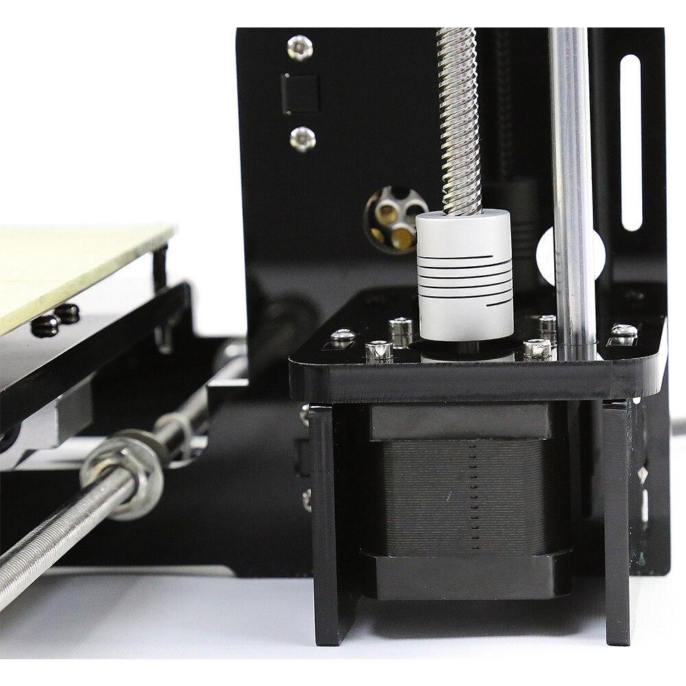 Anet A8 3d принтер impressora 3d принтер большой размер печати электронный импримант 3d принтер s DIY комплект с PLA нитью - 5