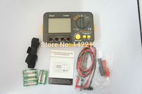 VICI VC60B+ Digital Insulation Resistance Tester Megger MegOhm Meter