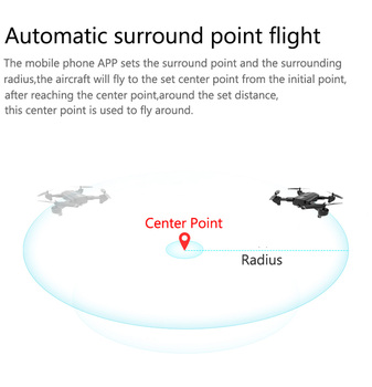 GPS RC Drone with 1080P Camera - SG900 SG900S 4