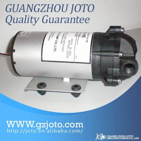 1.2L/min Self-priming Booster Diaphragm Water Pump DC Pressure Water Pump DP-100 isw 100 100a water pump 4 inch horizontal inline pump for sale