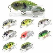 wLure 4cm 2.5g Carp Fishing Lure Fly Fishing Fresh Water Hard Bait Sinking Jerkbait  8# Hooks Insect Bait Crankbait C617
