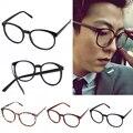 New Hot Retro Rodada Vintage Frame Óculos Óculos Bonito Moda Unissex Das Mulheres Dos Homens Óculos de Lente W1